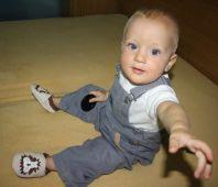 Fotogalerie capáčky krásný lvíčkový kluk :-)