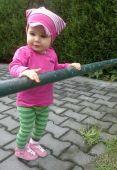 Fotogalerie capáčky Princezna s myškou Jůlinkou na procházce :-)