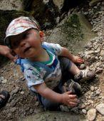 Fotogalerie capáčky I malí horolezci potřebují capáčky :-)