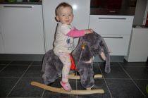 Fotogalerie capáčky Krotitelka slonů:-)