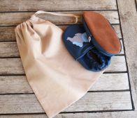 Bavlněný pytlík na capáčky, drobnosti